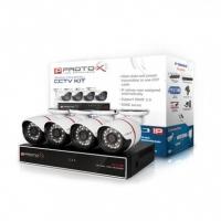 готовые комплекты видеонаблюдения купить